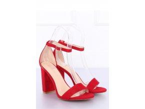 Sandále na opätkoch model 127236 Inello V