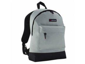 Batoh Airwalk Essentials do školy sivý