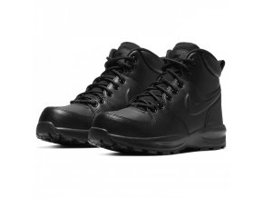 Nike Manoa 17 Leather Trainers Junior Boys