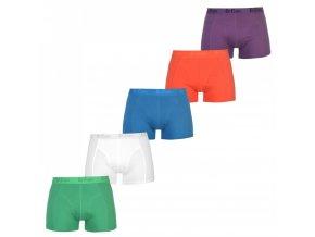 Pánske Boxerky Lee Cooper 5 Pack