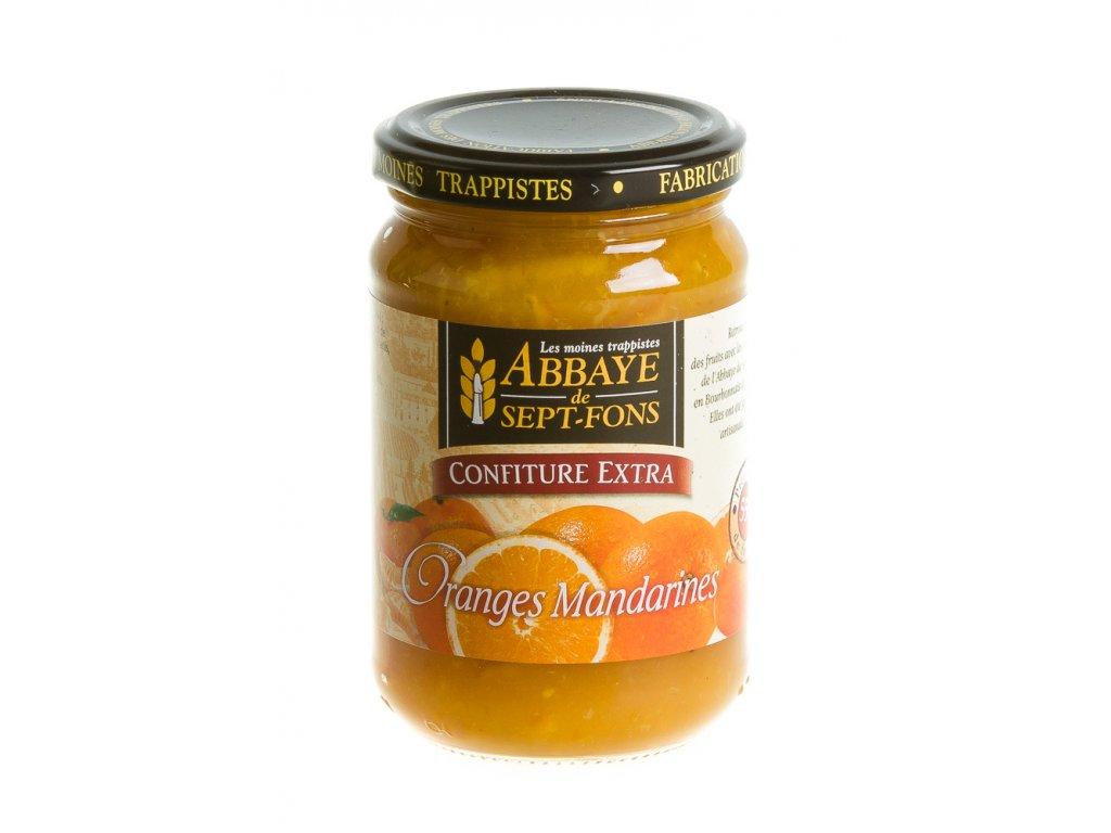 pomerancovy mandarinkovy dzem