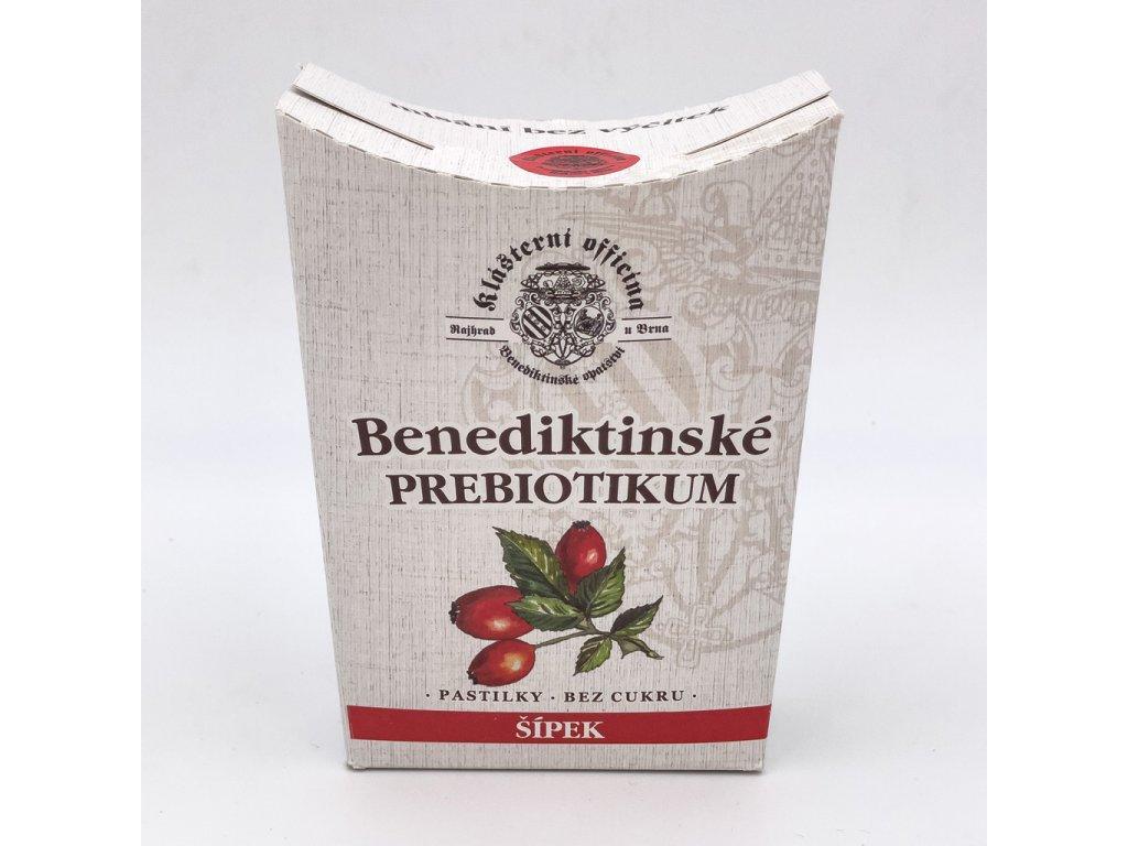 Benediktinské    prebiotikum     Šípek