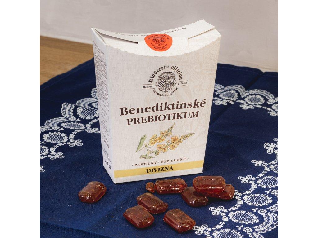 Benediktinské prebiotikum Divizna
