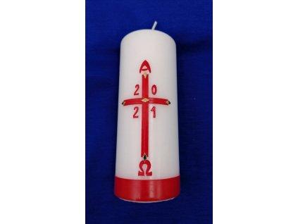 Svíce velikonoční (paškálek)