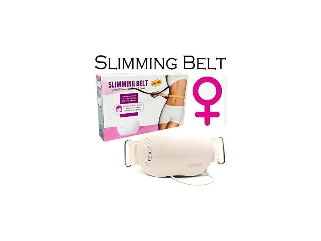 Vibráční masážní pás Slimming Belt