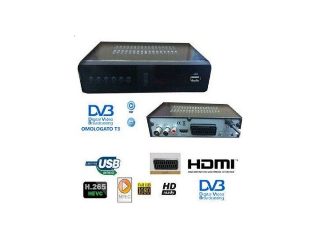 FOYU FO-999 DVB-T2 set-top box