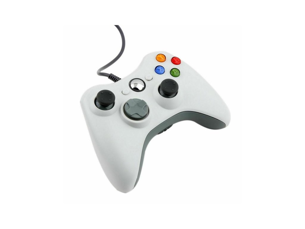 Herní ovladač pro Xbox 360, s kabelem