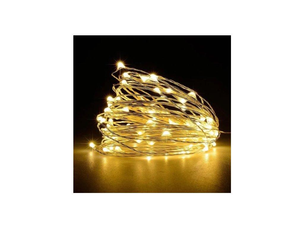 vánoční mikro řetěz