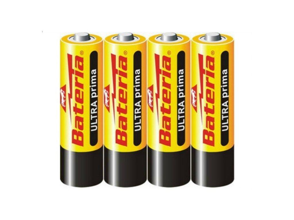 Baterie Ultra Prima R6, 1,5V - 4X AAA