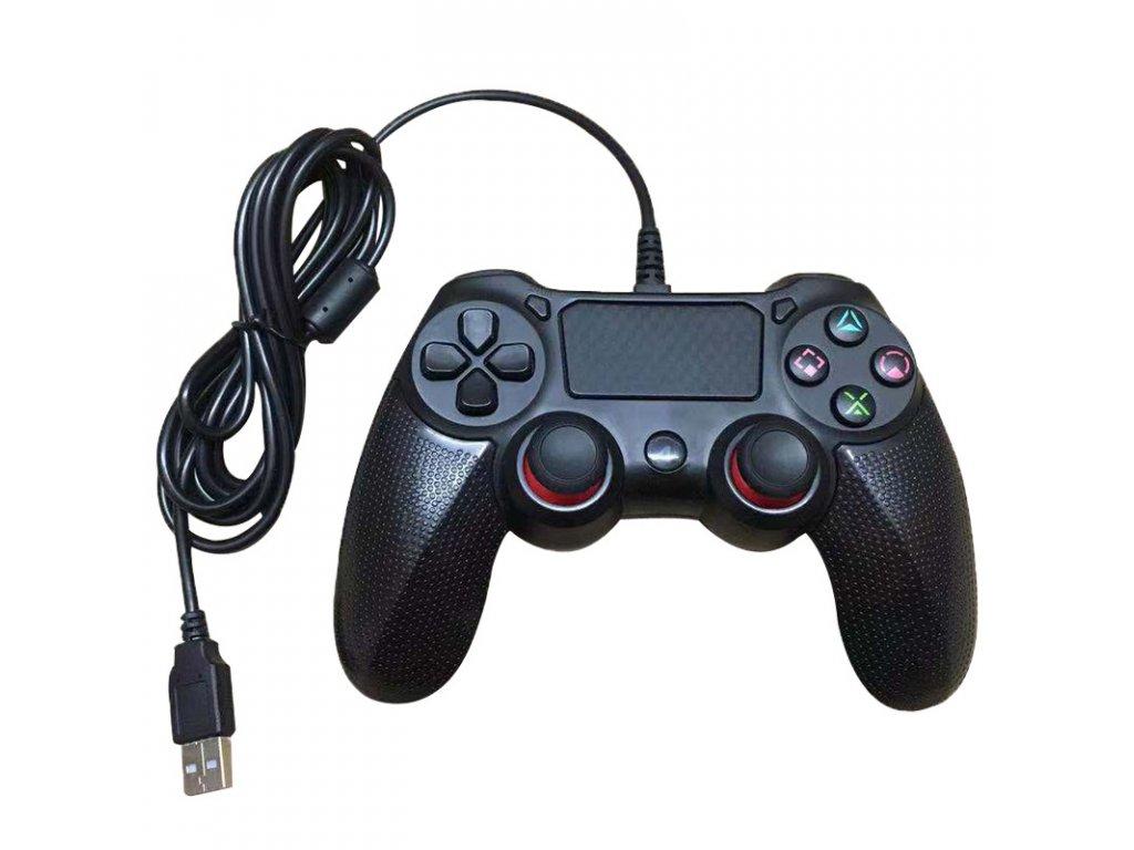 Bezdratový ovladač pro PS4, Twi Vibration 4