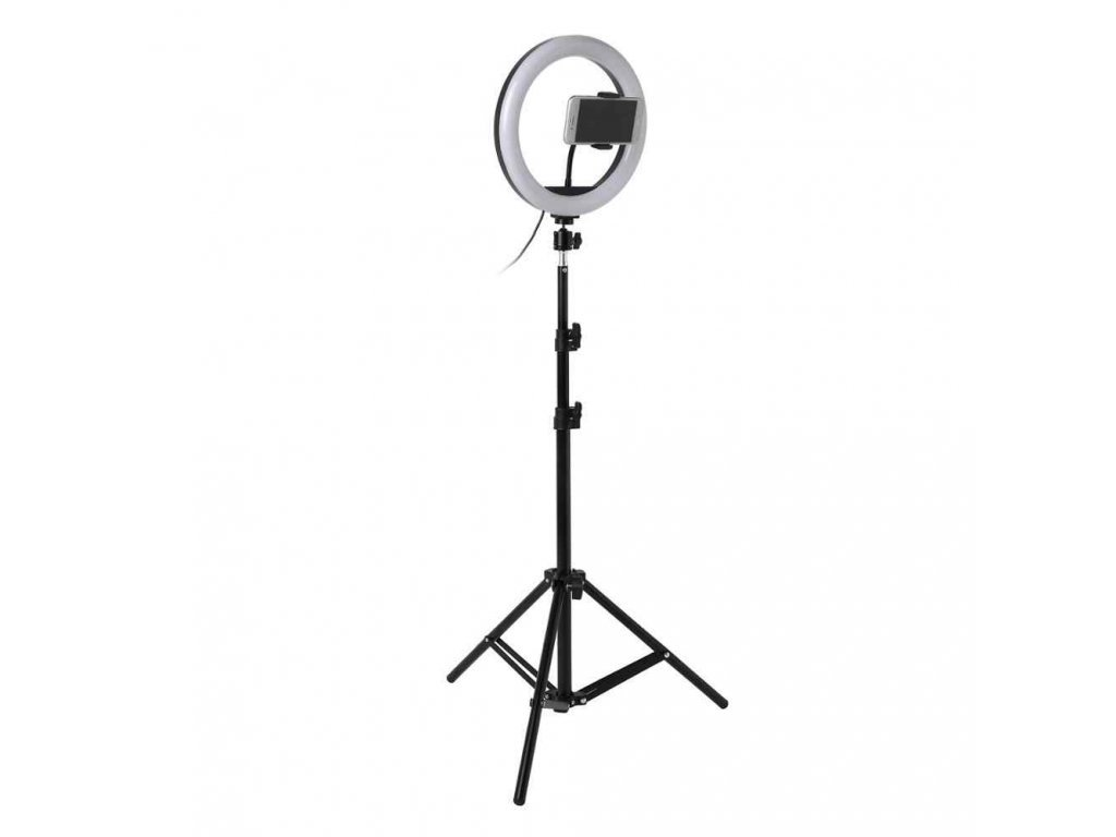 """Kruhové LED světlo na focení a natáčení - 12"""" LED ring set"""