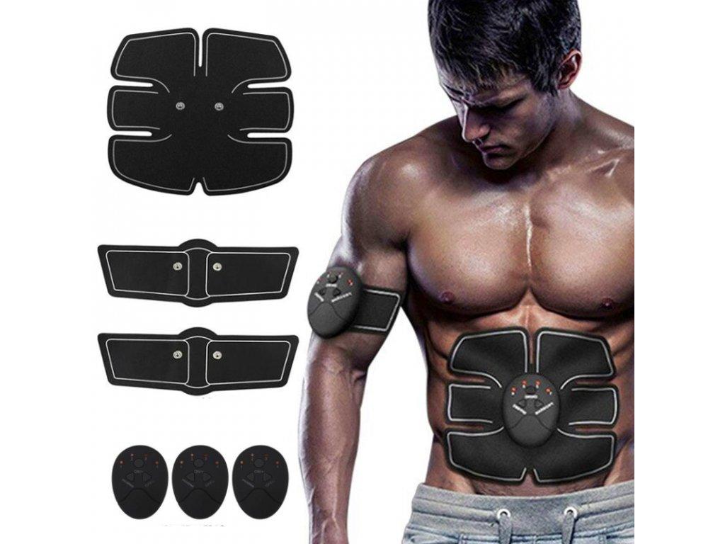 Elektronický posilovač svalů - EMS Smart Fitness