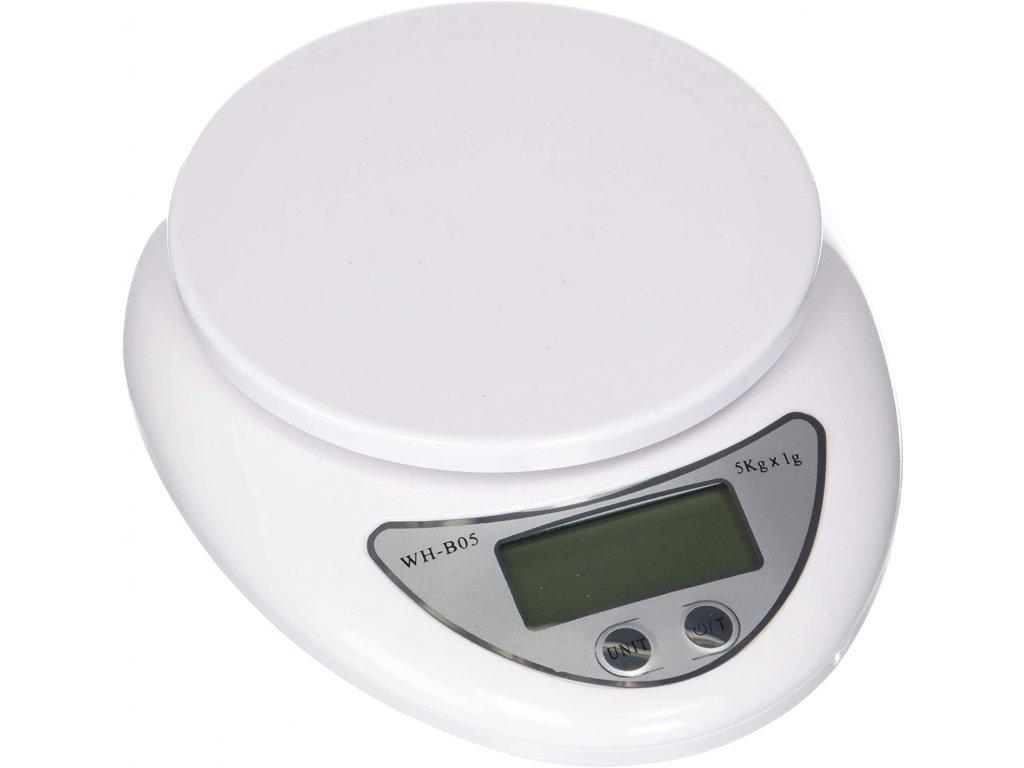 Digitální kuchyňská váha - JX-165