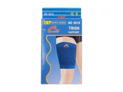 Bandáž na stehno Thigh Support modrá