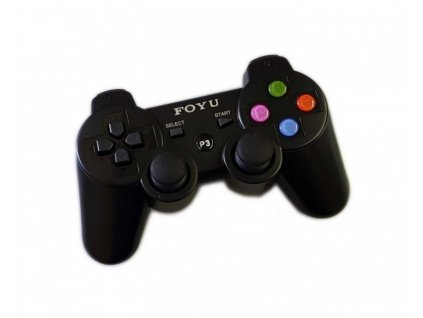 Twin Vibration 3, ovladač pro PS3