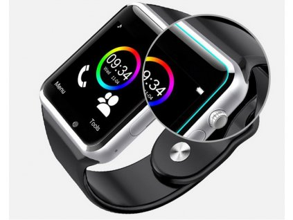 Chytré bluetooth hodinky Smart Watch FO-A1
