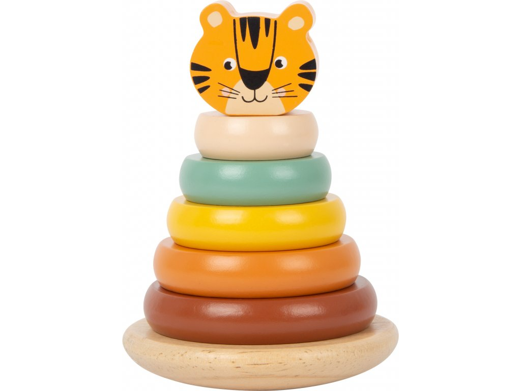Nasadzovacie krúžky Safari Tiger