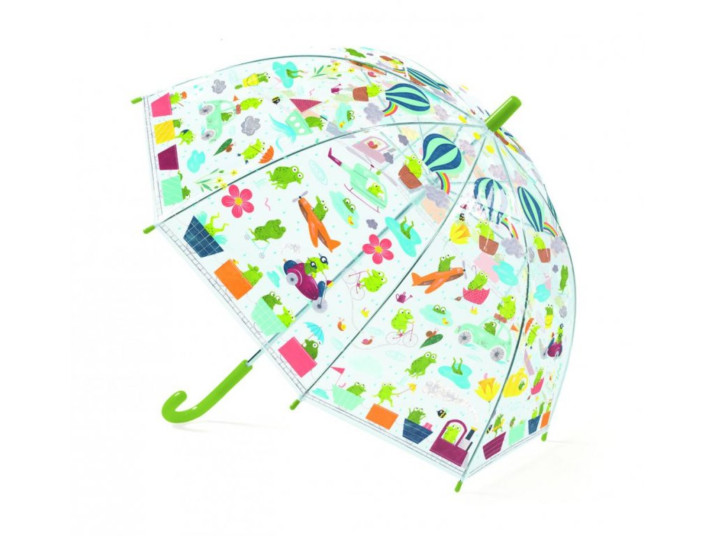 Dáždnik - Žabky
