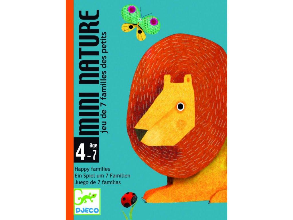 Kartová hra   Mini nature