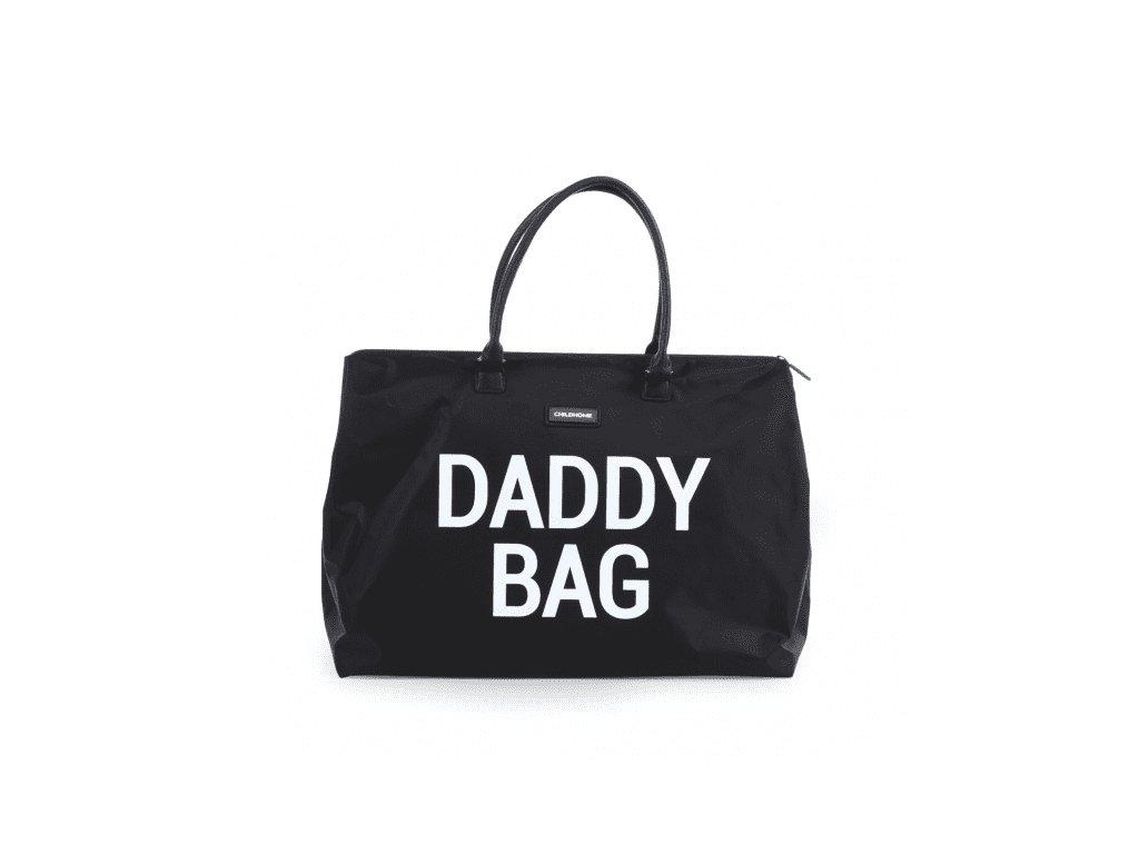 Taška Daddy bag big black