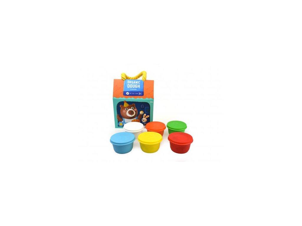 organicka plastelina 6 farieb jar melo JM94285 01 500x500