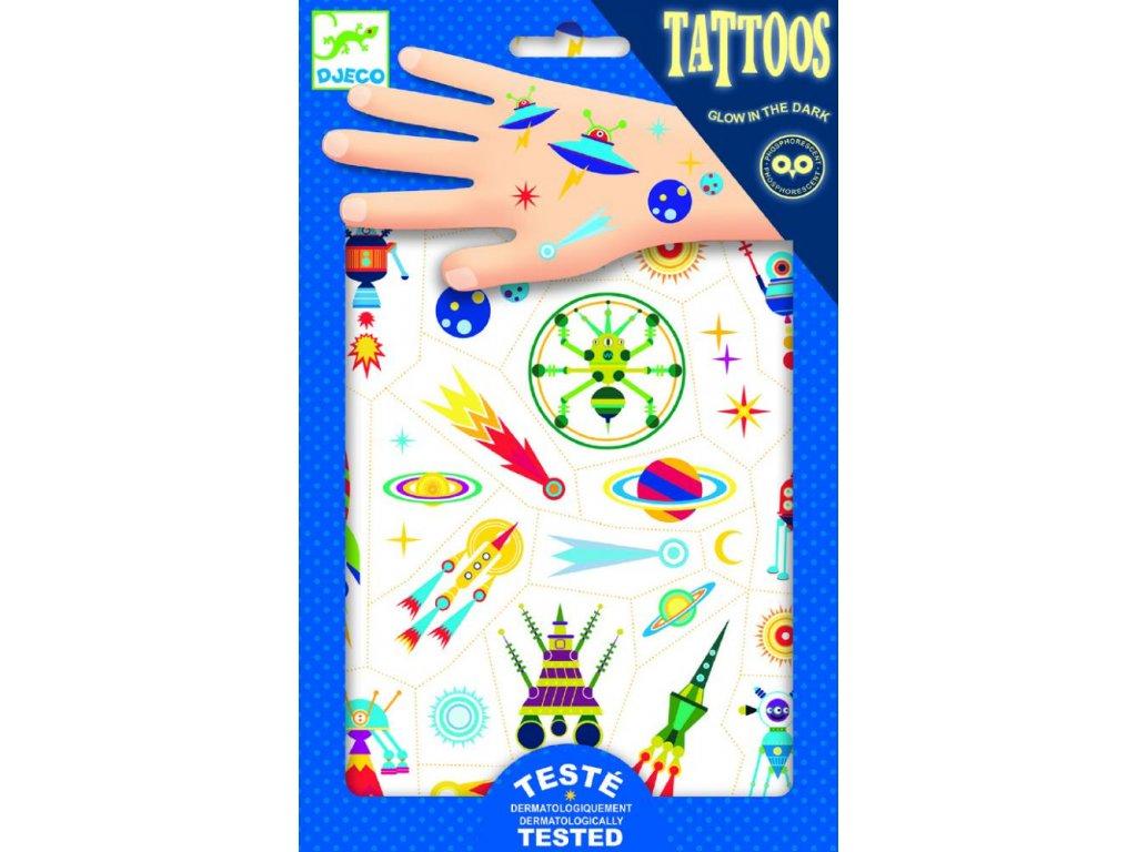 Tetovanie - Divný vesmír