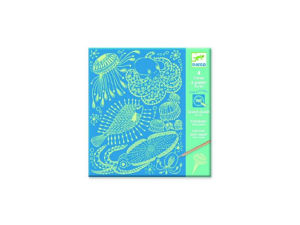 Vyškrabovačky – V mori