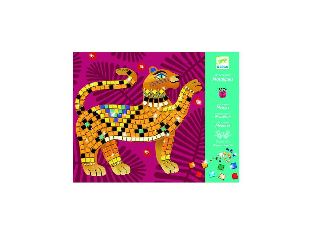 Mozaika – Z hĺbky džungle