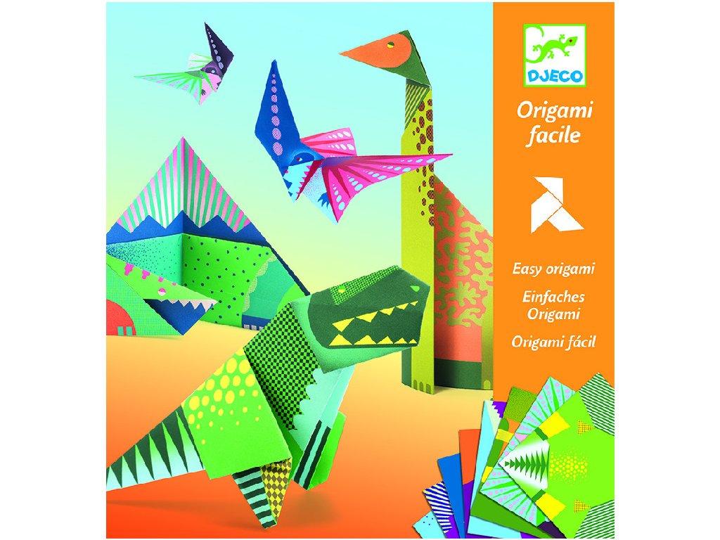Origami - Dinosaury