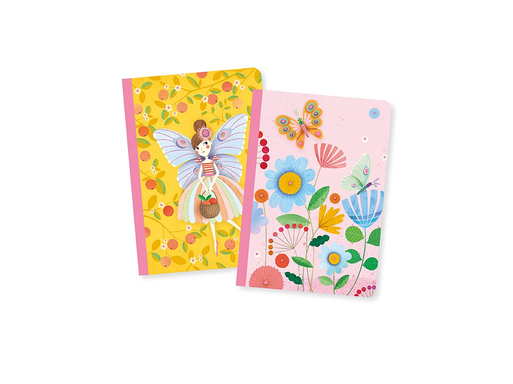 Lovely paper – Malé zápisníky – Rose