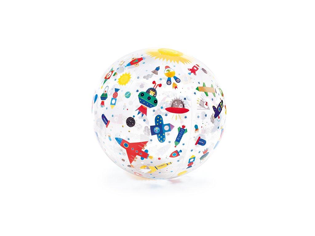 Nafukovacia lopta – Vesmír