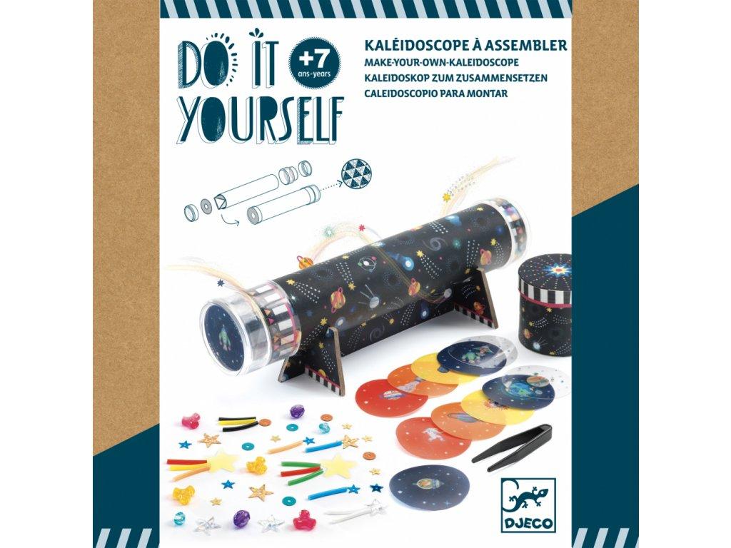 Vyrob si sám: Kaleidoskop - vesmír