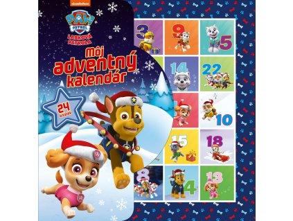 0074864736 A102M1F0000756 labkova patrola moj adventny kalendar box