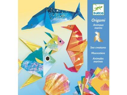 Origami – Morské tvory