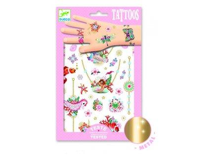 Tetovačky – Šperky Fiona