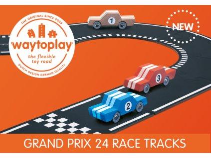 Waytoplay autodráha- Okruh Grand Prix