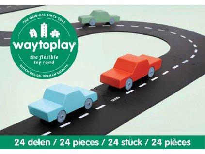 Waytoplay autodráha - Diaľnica