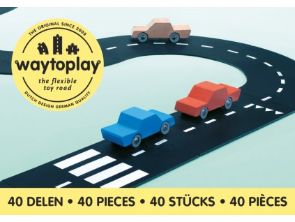Waytoplay autodráha - King of the Road