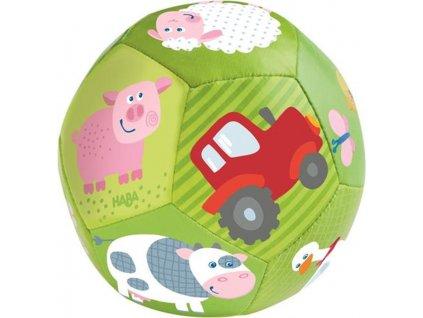 Haba Textilná lopta pre najmenších Farma