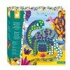 Janod mozaika Dinosaury Atelier Sada Maxi 4+