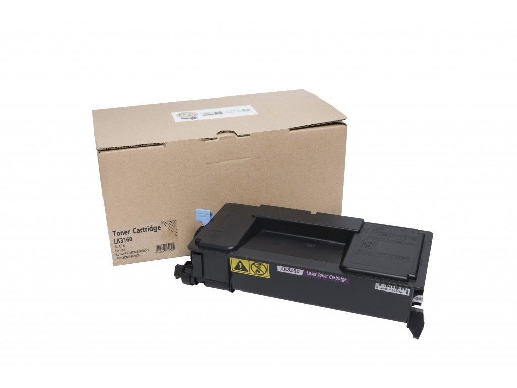 Kyocera Mita kompatibilná tonerová náplň 1T02T90NL0, TK3160