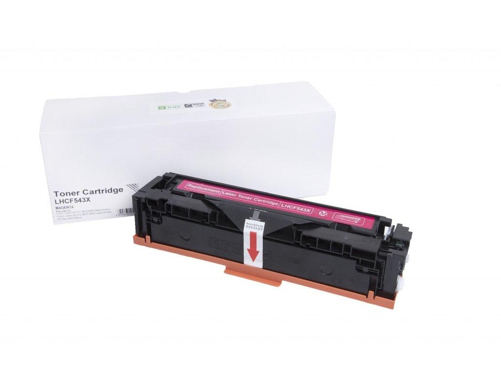 HP CF543X magenta - kompatibilný