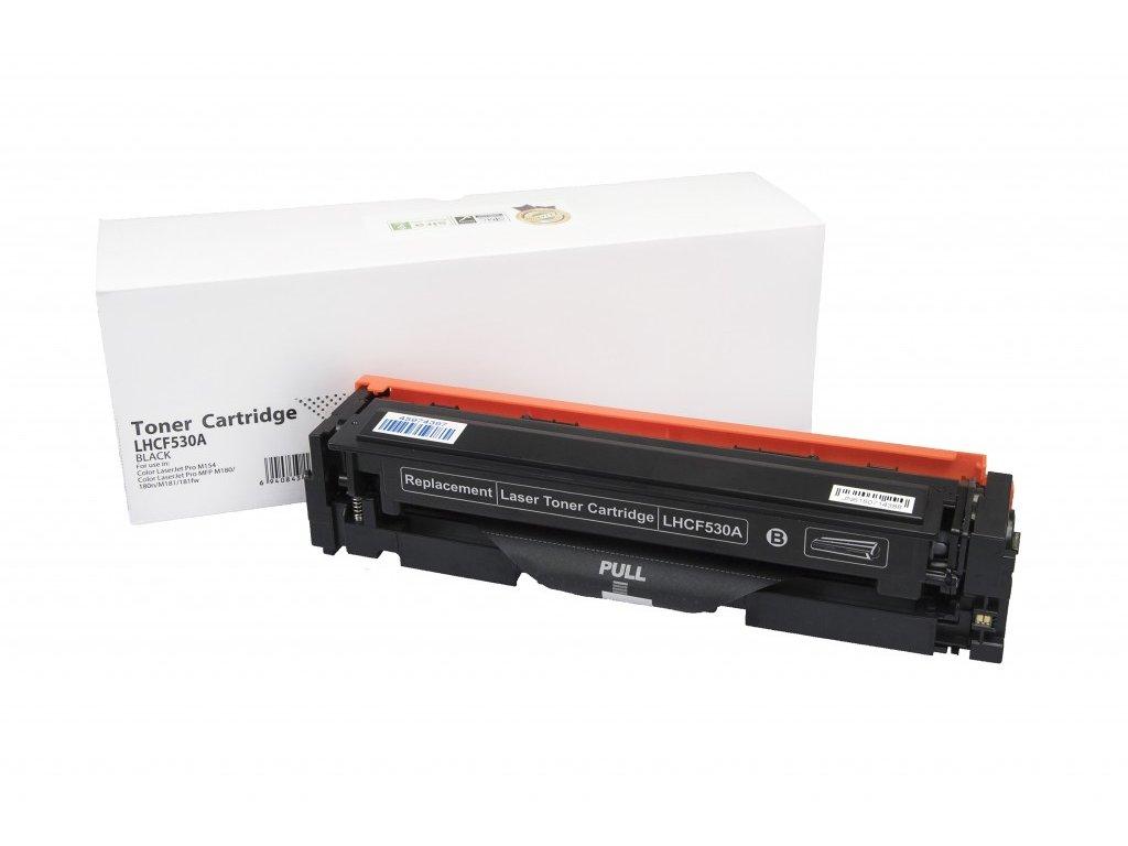 HP CF530A black - kompatibilný