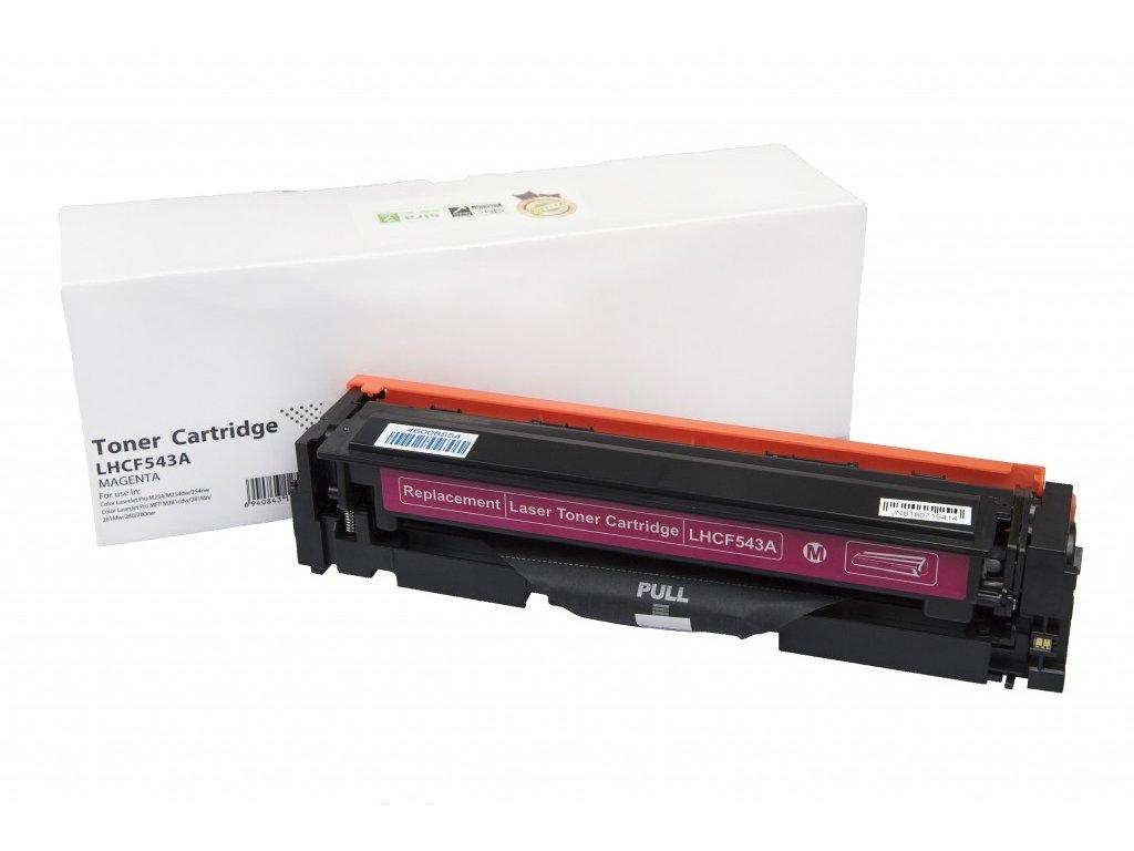 HP CF543A magenta - kompatibilný