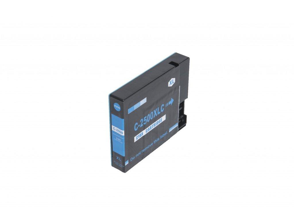 Canon PGI-2500XL (PGI2500XL) cyan - kompatibilný