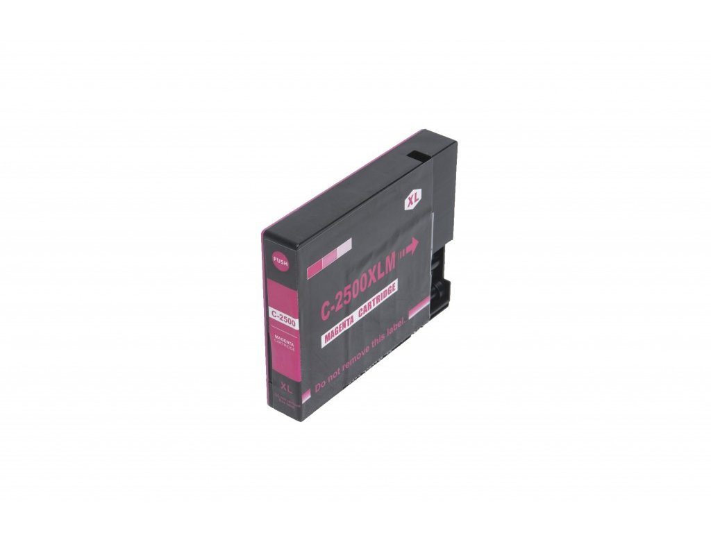 Canon PGI-2500XL (PGI2500XL) magenta - kompatibilný