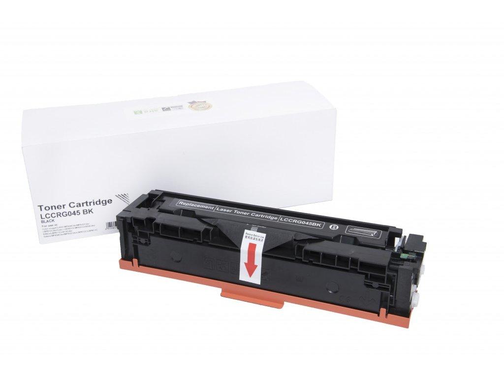 Canon CRG-045 (1242C002AA) black - kompatibilný