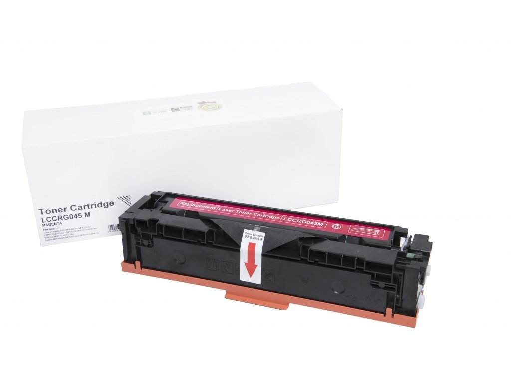 Canon CRG-045 (1240C002AA) magenta - kompatibilný