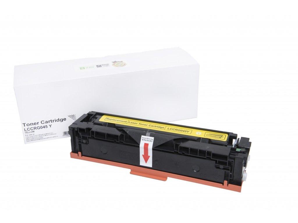 Canon CRG-045 (1239C002AA) yellow - kompatibilný