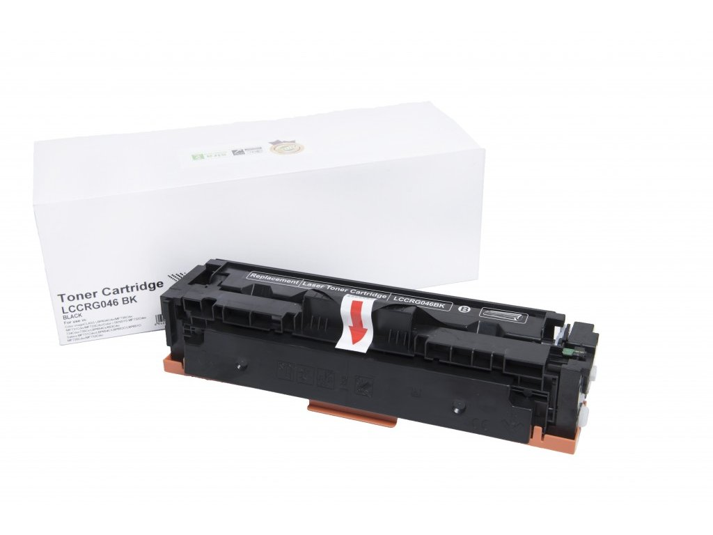 Canon CRG-046 (1250C002) black - kompatibilný